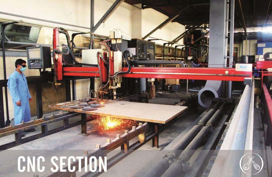 CNC SECTION