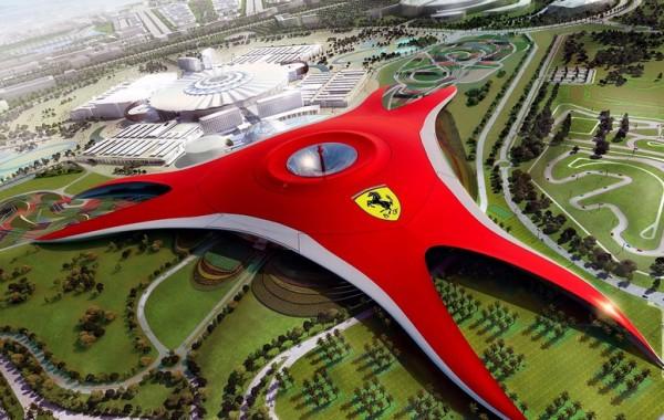 Ferrari World – Abu Dhabi
