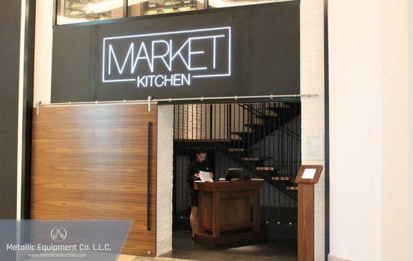 Market Kitchen Le Royal Méridien Abu Dhabi